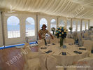 Aluminum Structure Wedding Decoration Tent , 200 People Wedding Party Tent Rentals