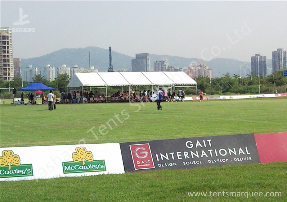 Grassland Football Match Regatta Sport Event Tents White PVC Textile and Aluminum Alloy